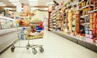 продукты в супермаркете фото