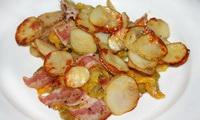 рецепт молодого картофеля