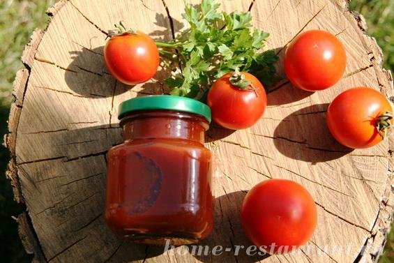 домашний кетчуп фото 1