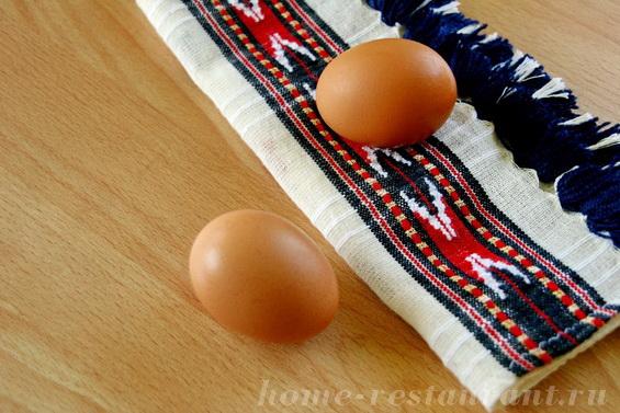 яйца, фаршированные креветками фото 1