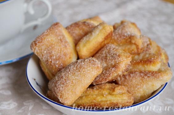 творожное печенье рецепт