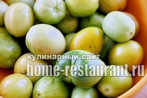 Консервированные зеленые помидоры_02