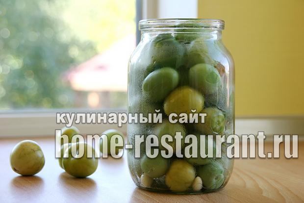 Консервированные зеленые помидоры_07
