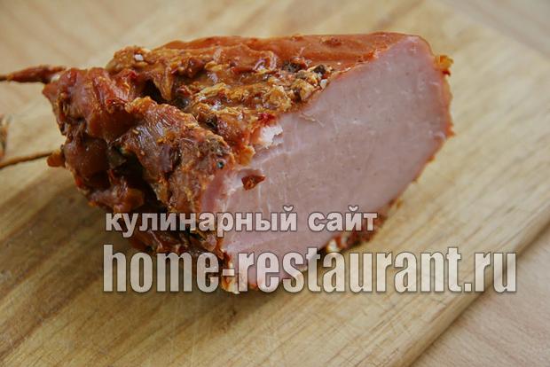 Лаваш с корейской морковью и ветчиной «5 минут»_05