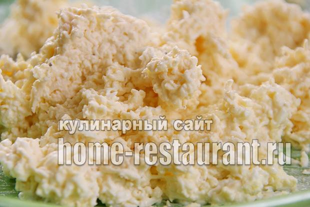 Лаваш с крабовыми палочками и плавленым сыром_11