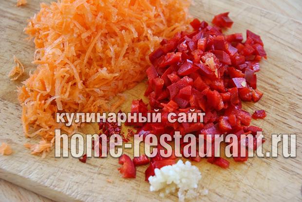 Маринованные зеленые помидоры с аджикой фото_02