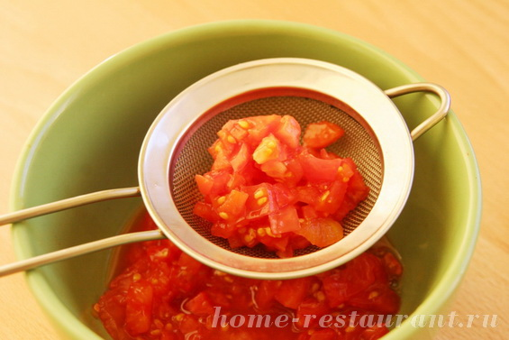 брускетта с помидорами и пармезаном фото 6