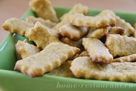 печенье с тыквой фото 1