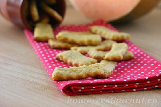 печенье с тыквой фото 2
