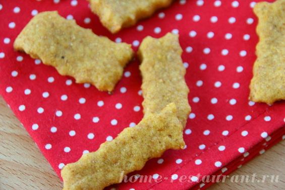 печенье с тыквой фото 4