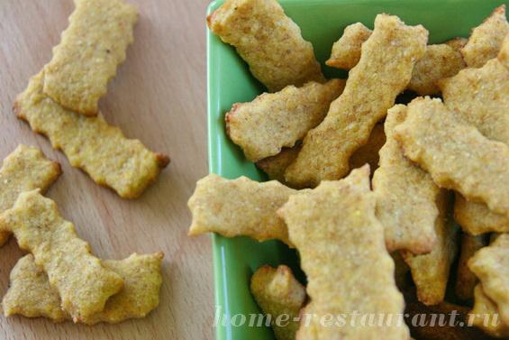 печенье с тыквой фото 6