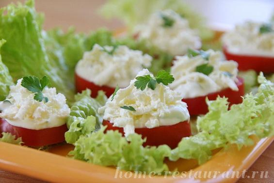 помидоры с брынзой фото 10