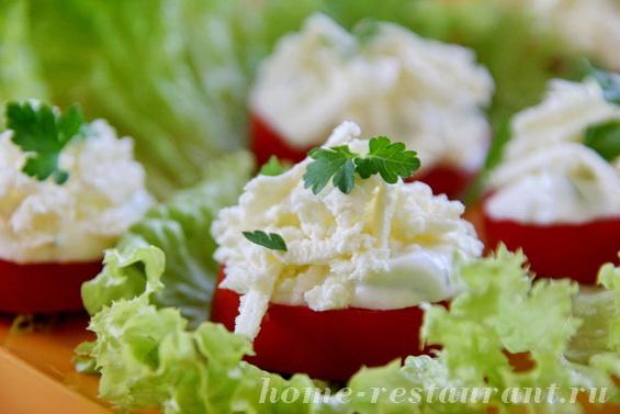помидоры с брынзой фото 14