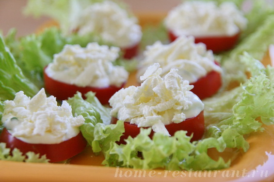 помидоры с брынзой фото 9