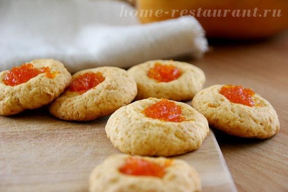 тыквенное печенье фото 5