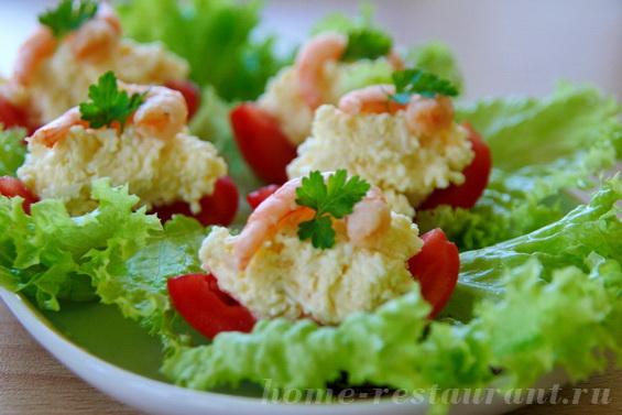 закуска с сырным салатом фото 10