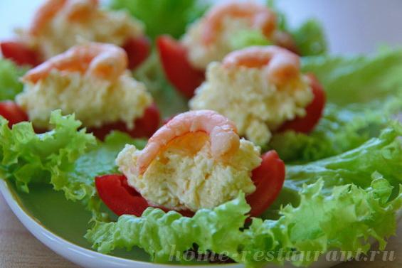 закуска с сырным салатом фото 9
