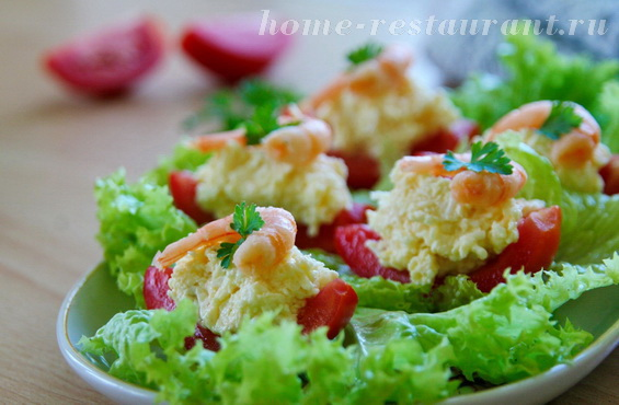 закуска с сырным салатом фото итоговое 2