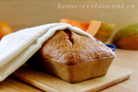 кекс с тыквой и апельсином фото 15
