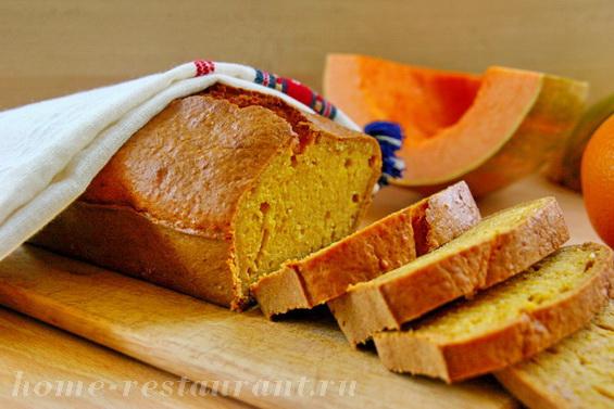 кекс с тыквой и апельсином фото 16