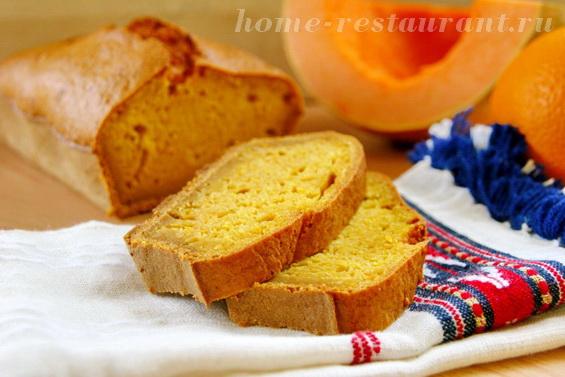 кекс с тыквой и апельсином фото 17