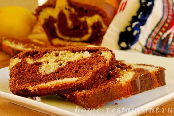 лимонно-шоколадный кекс фото 16