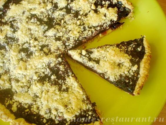 пирог с черникой фото 19