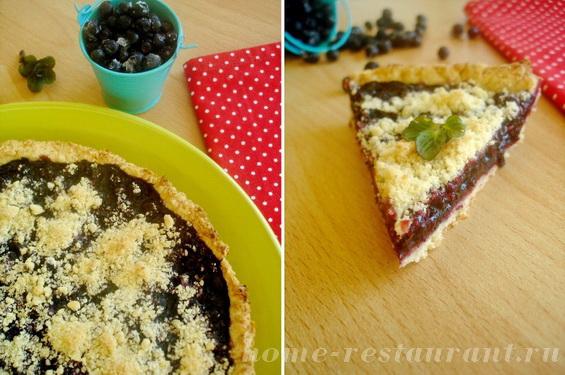 пирог с черникой фото 22