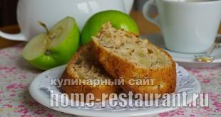 Пирог с яблоками фото_17