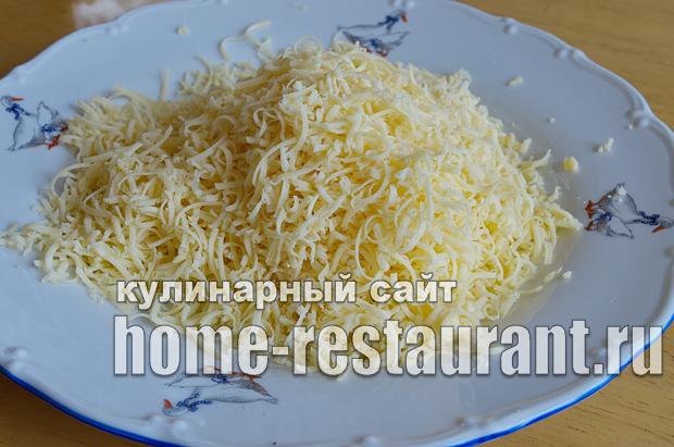 Салат в тарталетках с ветчиной и корейской морковкой_02