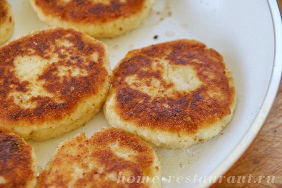 вкусные сырники из творога рецепт с фото