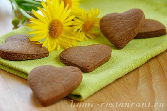 шоколадные сердечки фото 11