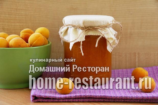 абрикосовый джем 15 минут фото_01