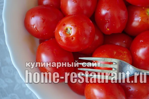 Консервированные помидоры с лимонной кислотой фото_01