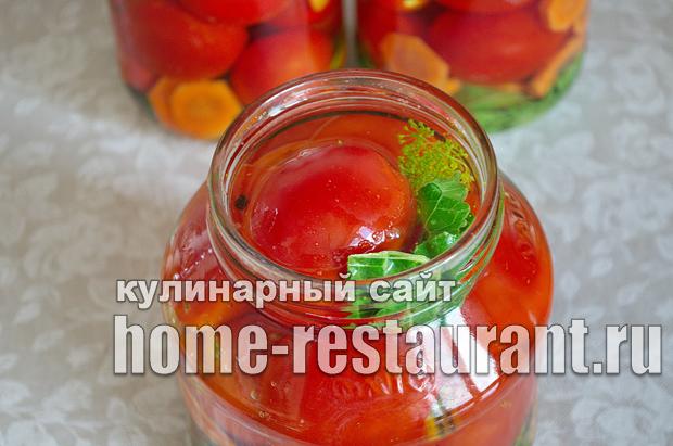 Консервированные помидоры с лимонной кислотой фото_06