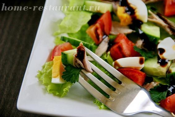салат с отварной телятиной фото 12