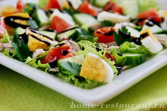 салат с отварной телятиной фото 8