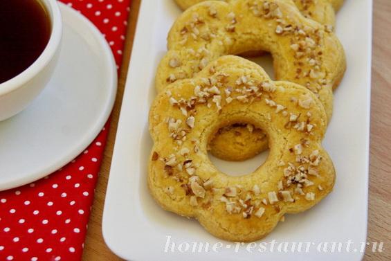 Печенье кольцо фото 10