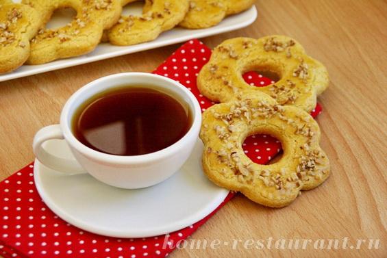 Печенье кольцо фото 11