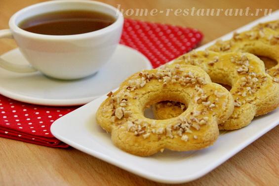 Печенье кольцо фото 9