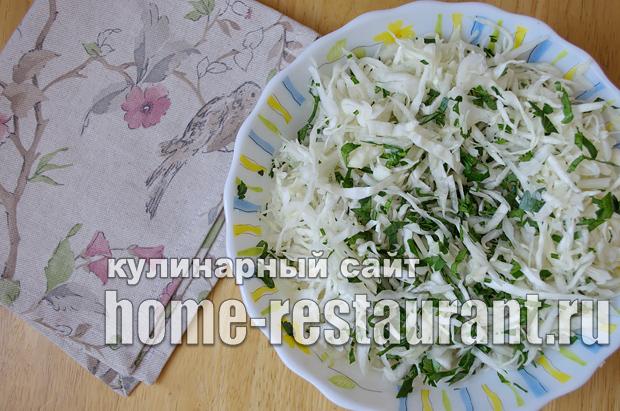 Перец, фаршированный капустой на зиму_05