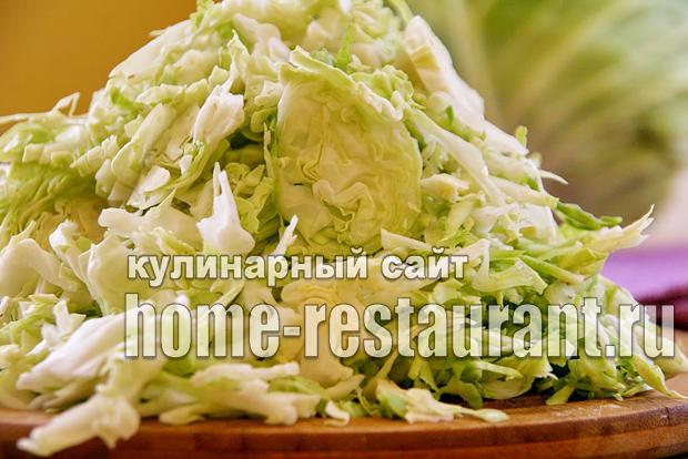 Салат из капусты на зиму «Рыжик»_02