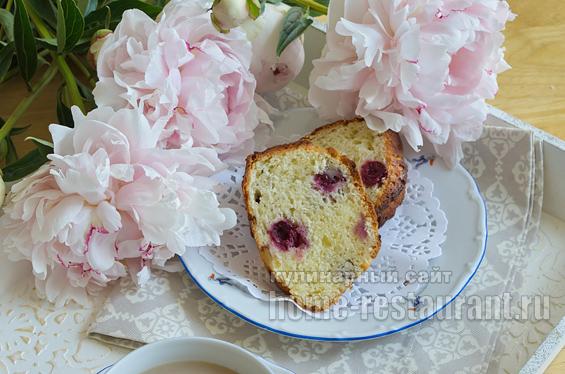 Творожный кекс в духовке: рецепт с фото