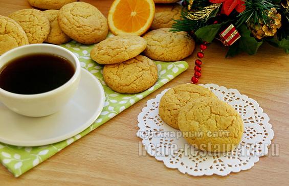 печенье с апельсином фото 16