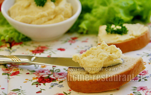 Сырный паштет фото 11