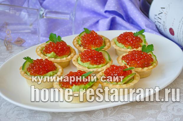 Рецепты вкусных салатов с фото
