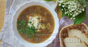 Грибной суп из сушеных белых грибов_09