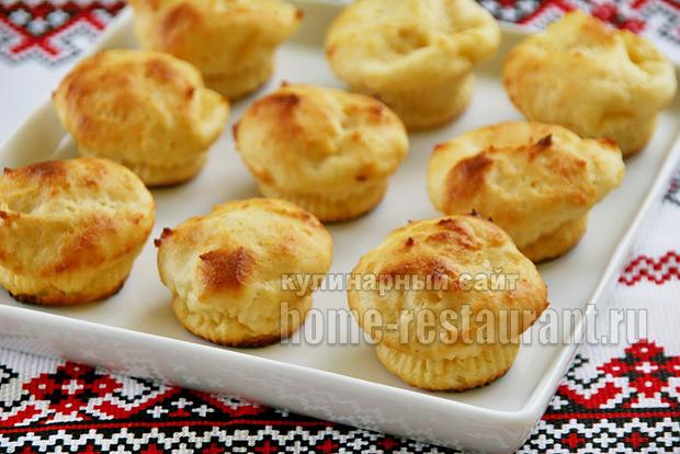 сырники в духовке с манкой