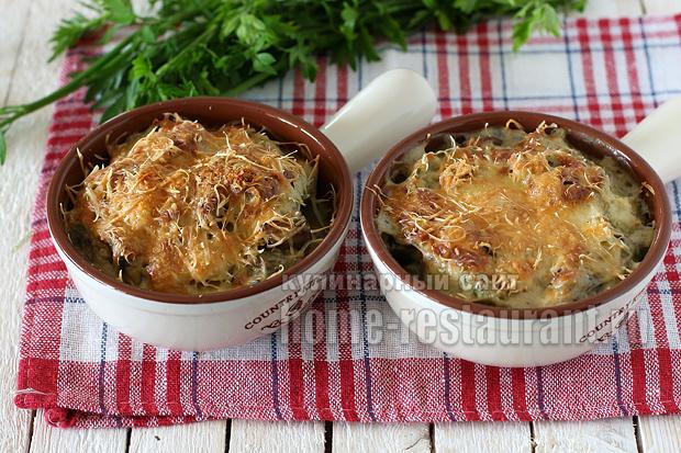 кабачки запеченные в духовке рецепт с фото