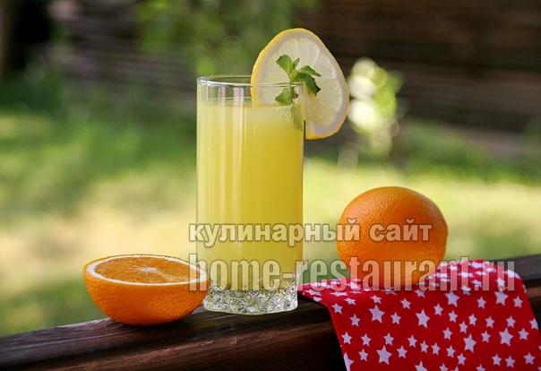 Имбирный лимонад фото 13